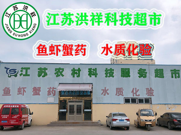 江苏洪祥科技超市